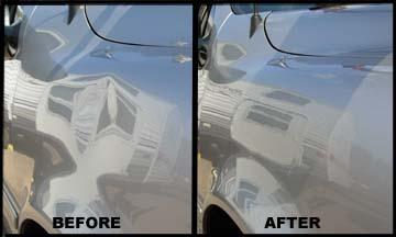 Venture Large Dent Repair
